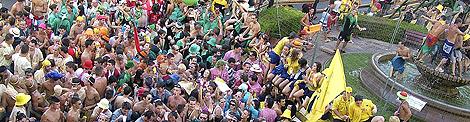 Fiestas de la Vall d'Uixó.   Moya