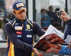 Nelsinho Piquet. | Reuters