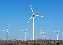 Parque eólico. | Reuters