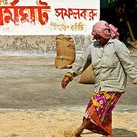 Una agricultora india. | M.A. Gayo