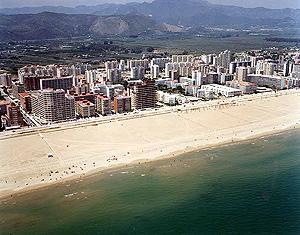 Playa de Gandía. | MMA