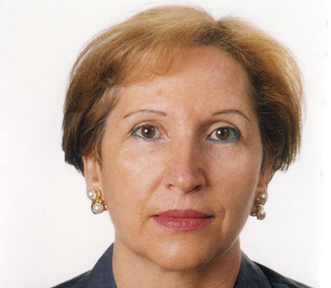 Isabel García Jiménez, voluntaria de Cruz Roja | E.M.