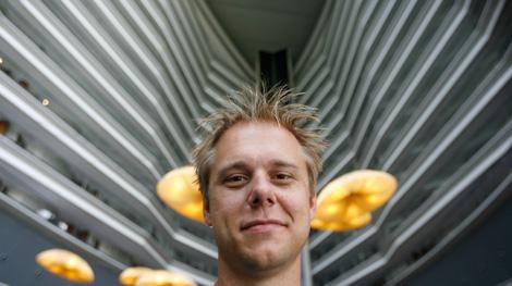 El DJ holandés Armin van Buuren.| Santi Cogolludo