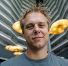 Armin van Buuren.   Santi Cogolludo