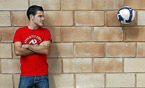 El jugador internacional del Valencia Juan Mata | José Cuéllar.