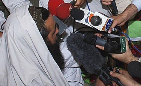 Mehsud, en una imagen de 2008. | Reuters