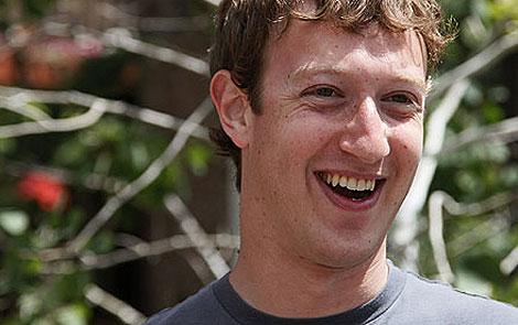 Mark Zuckerberg, co-fundador y jefe ejecutivo de Facebook. | REUTERS