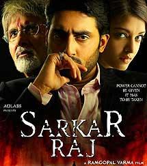 'Sarkar', un trasunto de 'El Padrino'.
