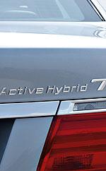 Los primeros híbridos de BMW