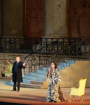 La Traviata en Baalbek.| M. García Prieto