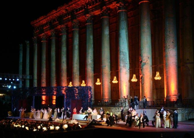 Visión general de la ópera.| M. García Prieto