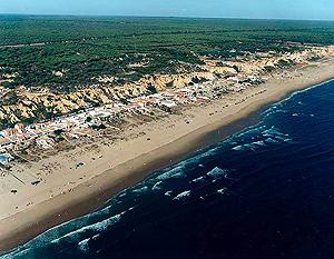Playa de Mazagón, en Palos de la Frontera | MMA
