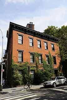 La casa hipotecada de Greenwich Village. | Afp