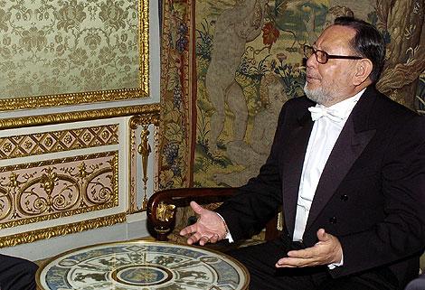 Martell, embajador destituido.   EFE
