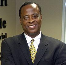 Murray, médico personal del músico desde 2006. | Ap