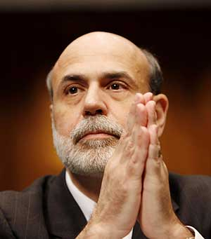Ben Bernanke. | Ap
