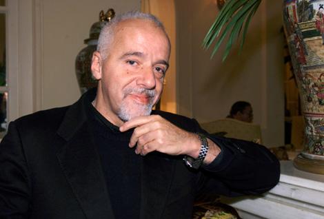 Paulo Coelho.   Foto: Gustavo Cuevas