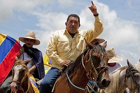 El presdiente de Venezuela, Hugo Chávez. | Reuters