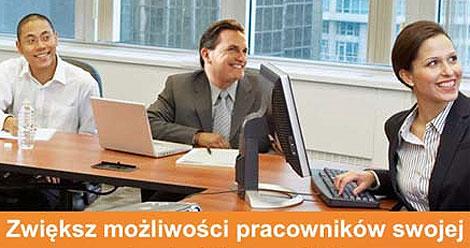 Publicidad de Microsoft usada en Polonia