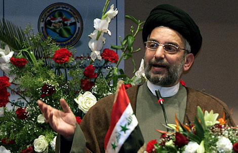 Al Hakim, a finales de 2006. | Efe