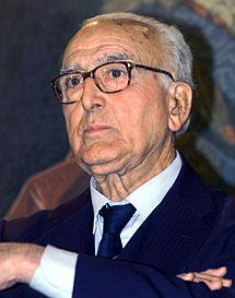 Joaquín Ruiz-Giménez. Efe