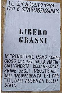 Manifiesto de la familia Grassi.