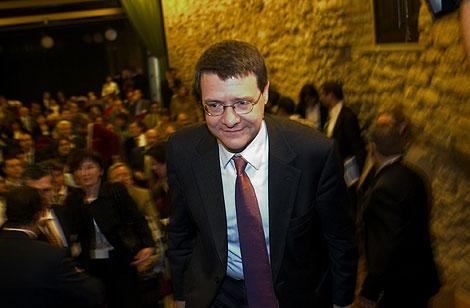 Jordi Sevilla, en una imagen de 2004. | El Mundo