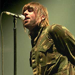 Liam Gallagher, el querido hermano de Noel. | EL MUNDO