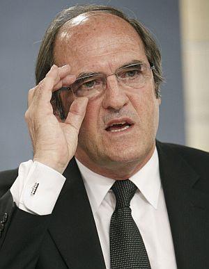 El ministro de Educación, Ángel Gabilondo. | Efe
