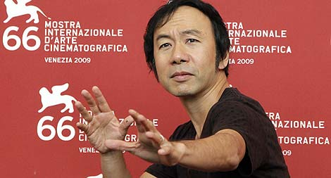 El cineasta Shinya Tsukamoto.   Foto: Reuters