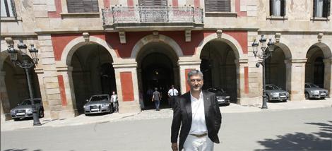 El ya ex-diputado Antonio Robles. | Santi Cogolludo