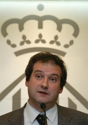 El alcalde de Barcelona, Jordi Hereu. | Antonio Moreno