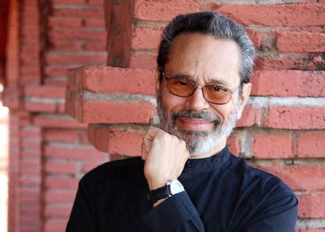 El compositor cubano Leo Brouwer.   Luis García