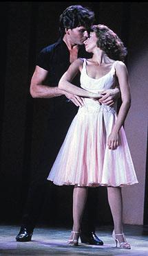 Swayze es el inolvidable bailarín de 'Dirty Dancing'.   Reuters