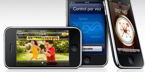 iPhone 3GS. | Apple