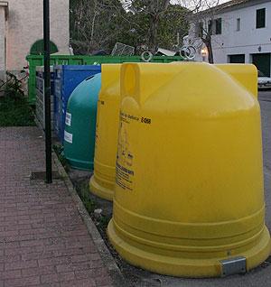 Contenedores de reciclaje | El Mundo