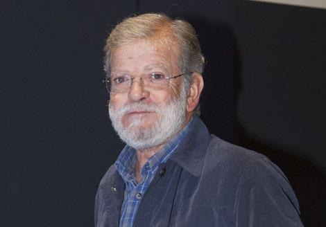 El ex presidente de Extremadura, Juan Carlos Rodríguez Ibarra.   Gonzalo Arroyo
