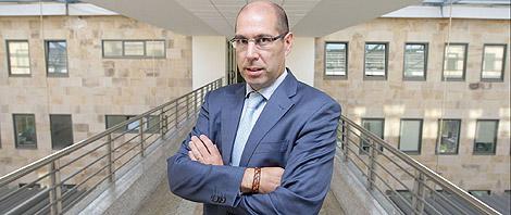 Carlos Martín Tobalina, director general de Industria.   C. Espeso