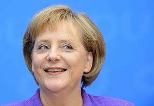 Angela Merkel (Foto: Efe).