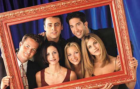 Los actores protagonistas de la serie. | EL MUNDO