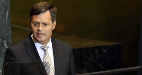 El primer ministro holandés, Jan Peter Balkenende. | AP