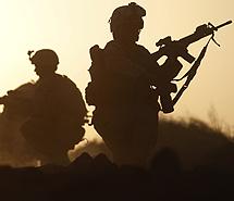 Soldados estadounidenses en combate. | AP