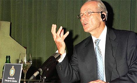 Reinhard Mohn.   Efe