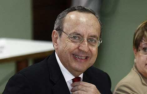 El ex presidente costarricense, Rafael Ángel Calderón. | Efe