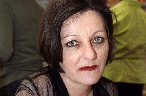 La escritora, en una imagen de 2004.   Ap