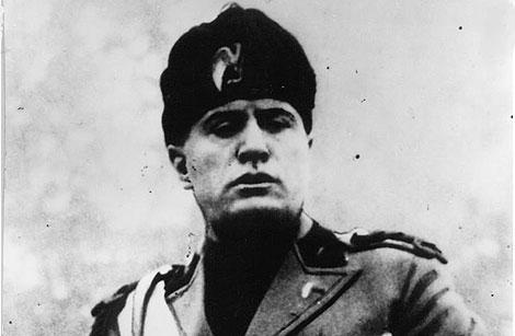 Benito Mussolini. | Efe