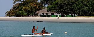 Islas Bijagós, Guinea Bissau