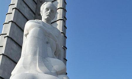 El monumento a José Martí en La Habana. | Efe