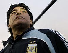 Maradona. | Ap