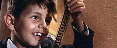 Fotograma de 'Cinema Paradiso', la película más aclamada del director italiano.